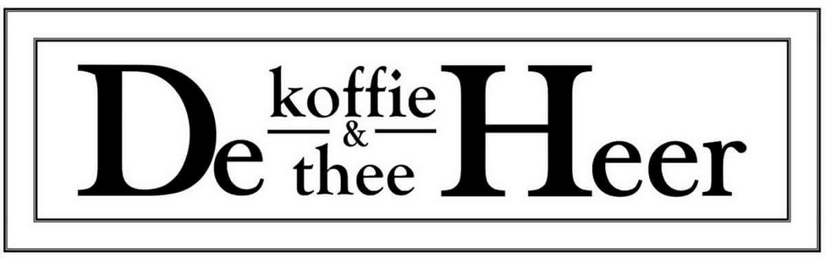 De koffie en thee Heer